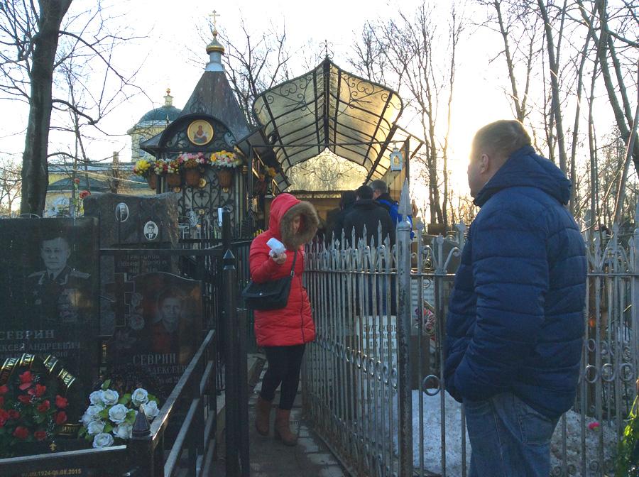 Как доехать до матроны московской