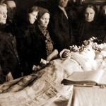 Кончина святой блаженной Матроны Московской