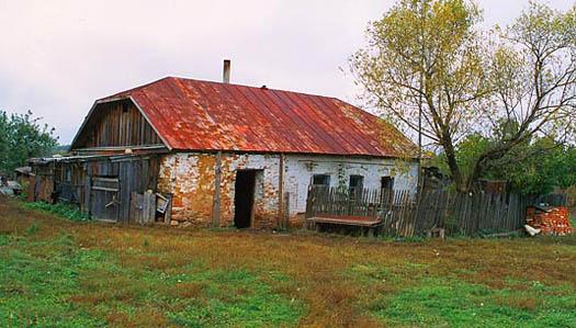 Село Себино Тульской области, где родилась блаженная Матрона. Матрона Дмитриевна Никонова. 1881г. — 2 мая 1952 г.