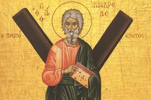 святой Андрей Первозванный