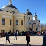 Покровский женский монастырь в Москве
