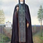 Икона Иов Почаевский