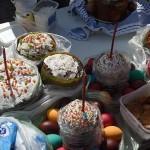 Освящение яиц и куличей (4)