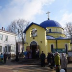 Храм Матроны Московской г. Белгород