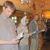 В архангельском храме Матроны Московской начали использовать служебники для мирян