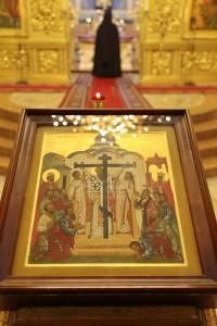 Праздник Воздвижение Креста