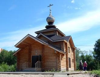 Храм в Архангельске