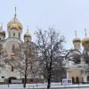 Храм Блаженной Матроны Московской достроили на улице Софьи Ковалевской
