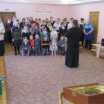 Икона Матроны Московской в г. Саранске