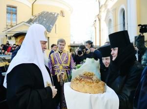 Святейший Патриарх Кирилл