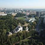 Храм Матроны Московской в Дмитровском