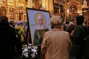 Икона Матроны Московской в Смоленске