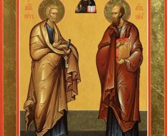 Апостолы Пётр и Павел