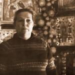 Зинаида Владимировна Жданова. 1949 г. С 1941 по 1949 годы в доме Ждановых жила блаженная Матрона.