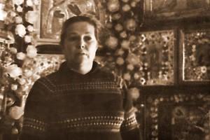 Зинаида Владимировна Жданова. 1949 г. С 1941 по 1949 годы в доме Ждановых, в Староконюшенном переулке, жила блаженная Матрона.