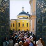 Покровский ставропигиальный женский монастырь в Москве