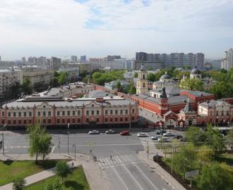Гостиница Покровского женского монастыря г. Москва
