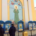 Вход на территорию монастыря