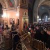 В Покровском монастыре состоялся праздник обретения мощей Матроны Московской