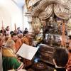 Патриарх Кирилл поздравил верующих с Днём памяти святой Матроны Московской