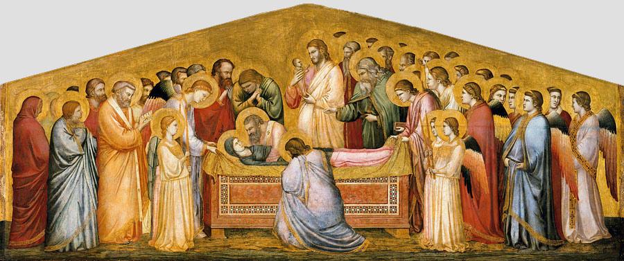Погребение-Божией-Матери