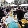 В храме святой Матроны Московской отпраздновали Благовещение Пресвятой Богородицы