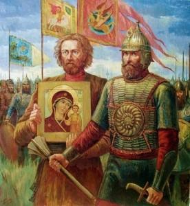 Избавление Москвы от поляков в 1612 г